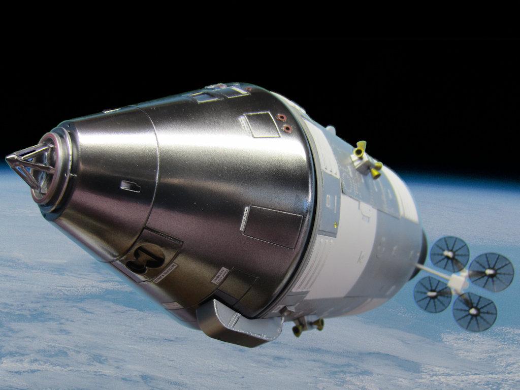 dragon spacecraft models - HD1024×768